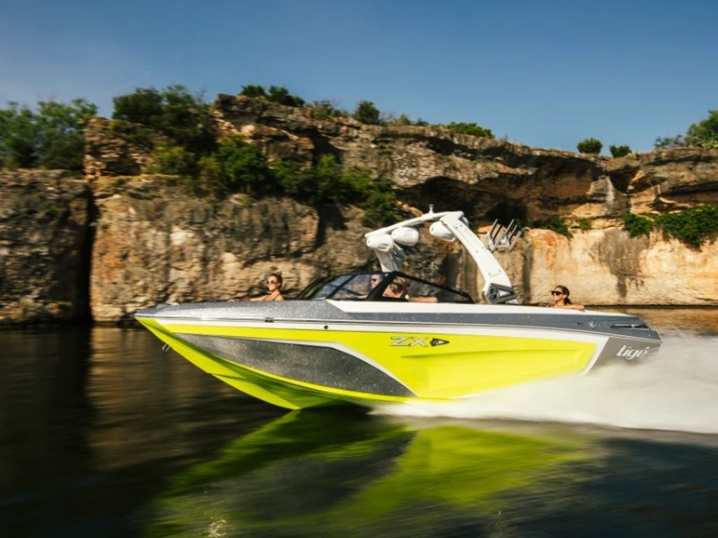 2021 Tige boat for sale, model of the boat is ZX Class 23 ZX & Image # 1 of 1