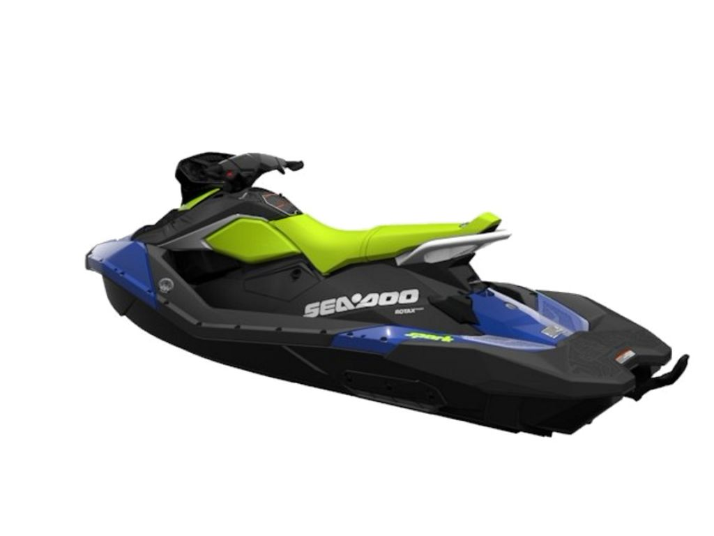 2021 Sea Doo PWC boat for sale, model of the boat is Spark® 3-up Rotax® 900 ACE™ IBR & Sound System & Image # 1 of 1