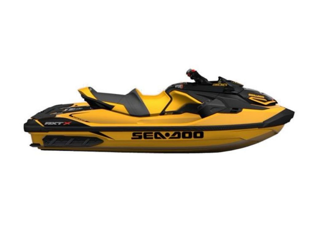 2021 Sea Doo PWC boat for sale, model of the boat is RXT®-X® 300 Millenium Yellow & Image # 1 of 1