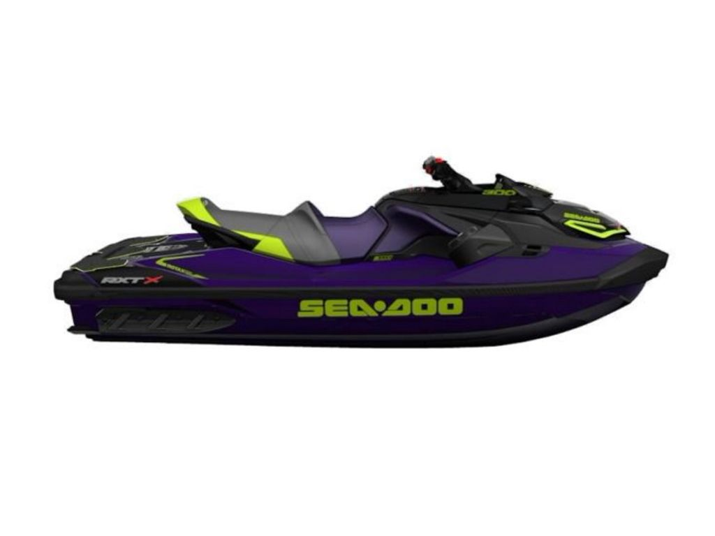 2021 Sea Doo PWC boat for sale, model of the boat is RXT®-X® 300 Midnight Purple & Image # 1 of 1