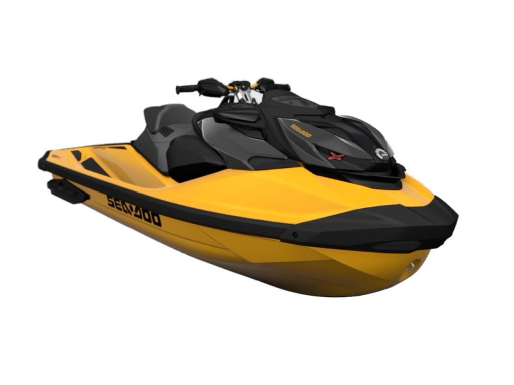 2021 Sea Doo PWC boat for sale, model of the boat is RXP®-X® 300 IBR & Sound System Millenium Yellow & Image # 1 of 1