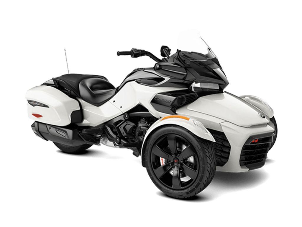 New  2021 Can-Am® Spyder® F3-T SE6 Trike in Houma, Louisiana