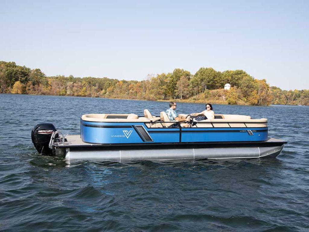2021 Viaggio by Misty Harbor boat for sale, model of the boat is Lago C L22C & Image # 1 of 1