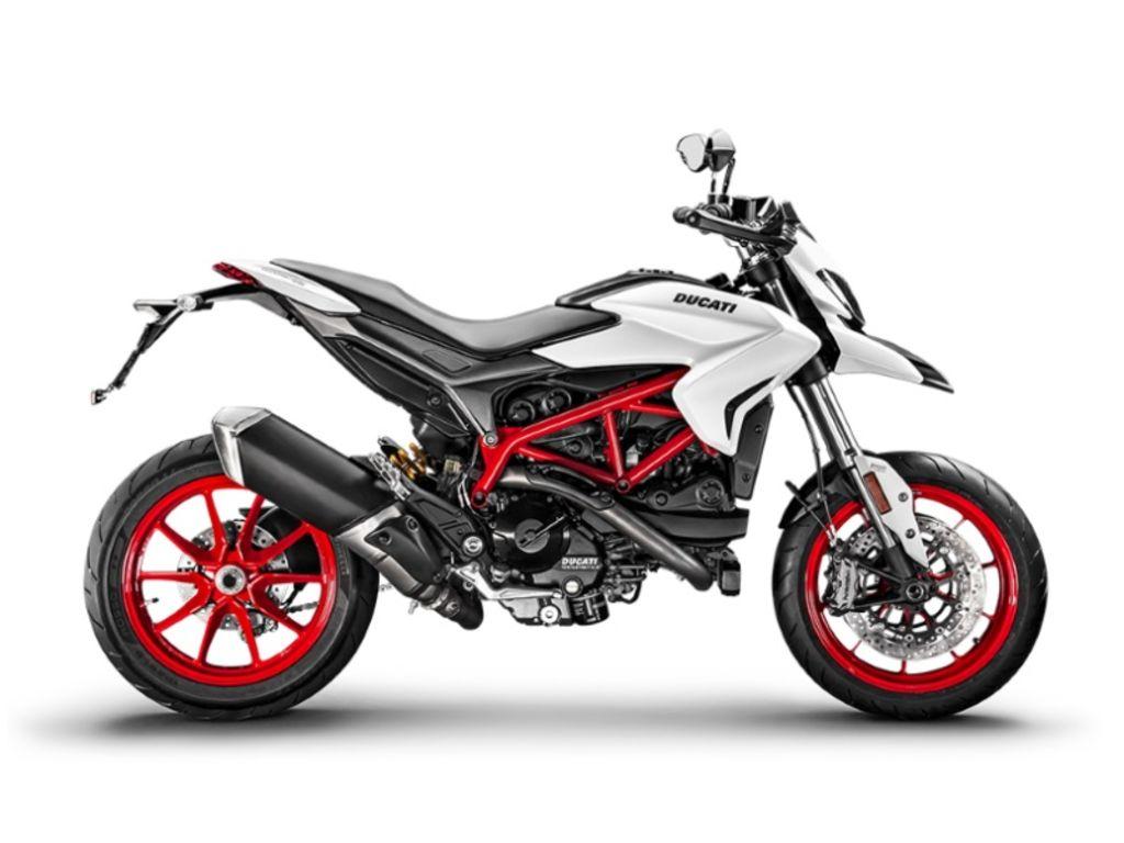 2018 Ducati Hypermotard 939 Iceberg White Silk