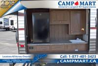 2018 Heartland Pioneer Pi Ds 320 Camp Mart