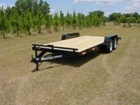 2020 Anderson Manufacturing, Inc. WC 18' | Tropic TrailersTropic Trailers