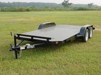 2020 Anderson Manufacturing, Inc. CF 18' | Tropic TrailersTropic Trailers