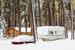Winter Camping In Your RV | Big Country RV | Redmond Oregon