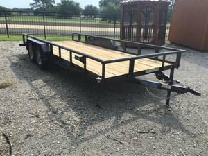 Flatbed Trailers For Sale in Van Alstyne Near Dallas, TX