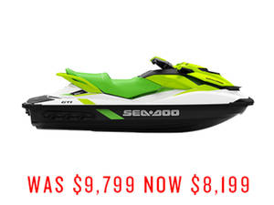 Clearance Sea-Doo Personal Watercraft for sale near St
