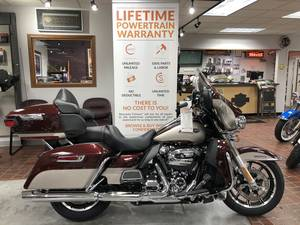 New and Used Touring Harley-Davidson® Motorcycles For Sale in ...