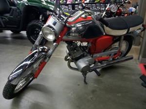 1967 Yamaha 180cc Stock: 500724   MOMS Manchester