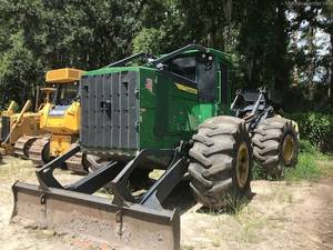 Used Forestry Skidders For Sale | Georgia, Alabama, South