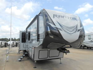 2018 Keystone RV Raptor 398TS Colbert Dallas