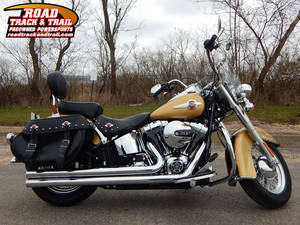 Used Harley-Davidson® Softail® Motorcycles For Sale | Big
