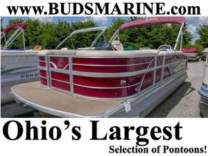 Pontoon Boats For Sale In Ohio, New And Used Boats