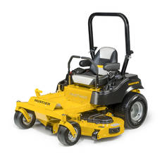 Well hustler mower discount for