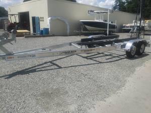 2020 Load Rite 5 Starr Aluminum Single & Tandem Bunk 5S