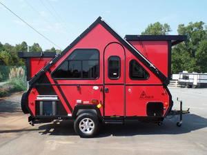 Lightweight Campers For Sale | Charlotte, NC | A-Frame/Pop
