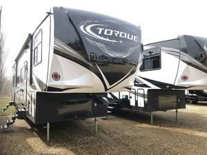 Torque Toy Haulers For Sale | Alberta | Toy Hauler Dealer