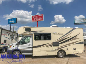 Rentals - Rent An RV In Houston, TX | Amazing RVs