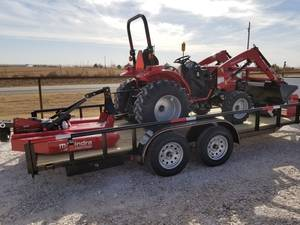Mahindra Tractor Packages For Sale | OKC | Tractor Deals