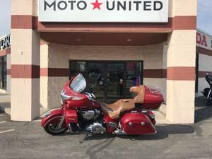 2015 Indian Motorcycle® Roadmaster™ Thunder Black Salt Lake City Utah