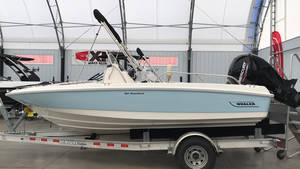 2019 Boston Whaler 180 Dauntless Stock: 3591 | Gull Lake Marine