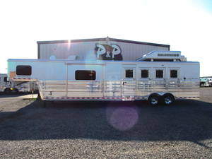 Living Quarter Horse Trailers For Sale In Texas And Oklahoma P P