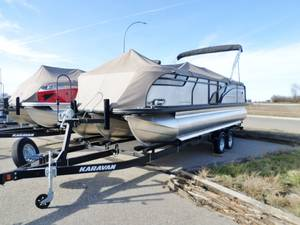 Pontoon Boats For Sale In Nanton High River Vulcan Ab