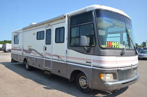 Used Travel Trailers, Fifth Wheels, and Toy Haulers