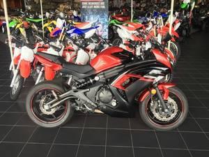 2016 Kawasaki Ninja® 650 Medina Ohio