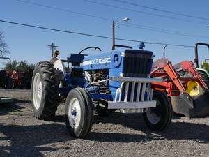 Pre-Owned Ford Tractors for Sale