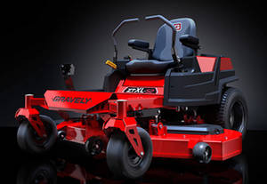 2018 Gravely ZT-XL 52