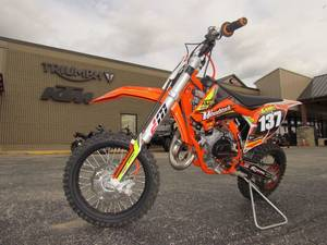 2018 KTM 65 SX Stock: U043383-WSE | Used Motorcycle Store