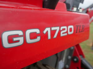 2019 Massey Ferguson GC1700 Series GC1720 Stock: MFGC1720