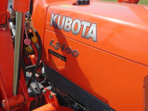1900 Kubota L3400D Stock: 12504 | Big Red's Equipment Sales