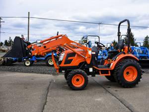 KIOTI Tractors For Sale   Oregon & Washington   KIOTI Dealer