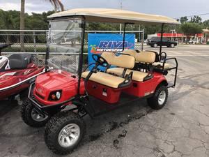 Golf Cart Rack Diions on