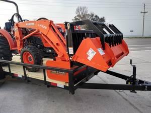 2018 Kubota L3901 HST 4WD Stock: L3901 Package | Futch's Tractor Depot