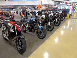 2019 Yamaha MT-07 Stock: 003869 | Barney's of St  Pete