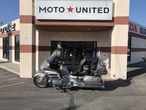 2007 Honda® Gold Wing® Audio / Comfort / Navi Salt Lake City Utah