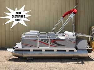 2017 Apex Qwest 614 Paddle Qwest Family Cruise Stock