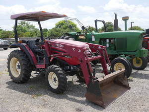 Pre-Owned Mahindra Tractors