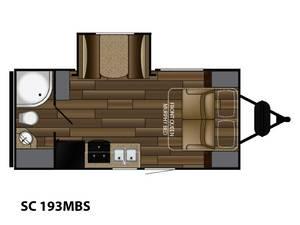 fecd88b03f 2019 Cruiser RV Shadow Cruiser SC 193MBS Spanish Fork Utah