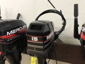Used Mercury Marine Outboard Motors For Sale in Oregon | Y