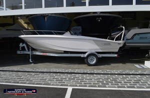 2019 Boston Whaler 160 Super Sport | Hampton Watercraft & Marine