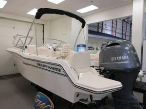 2019 Grady White 215 Freedom Stock: NB15818   Baert Marine