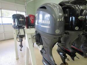 2018 Yamaha Marine F115LB Coos Bay