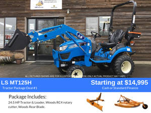 LS Tractors For Sale | Oregon & Washington | LS Tractor Dealer